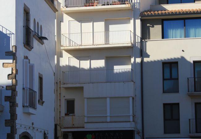 Ferienwohnung in L'Escala - EL REM 2