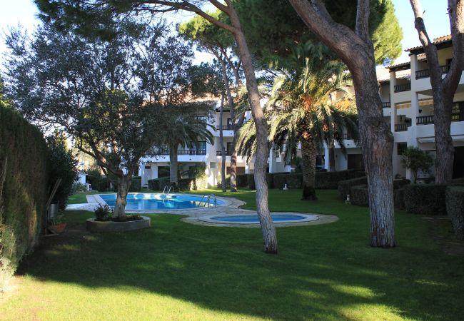 Ferienwohnung in L'Escala - PUEBLO PINOS