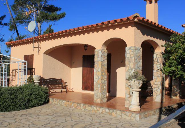 Ferienhaus in L'Escala - SOLITUD III
