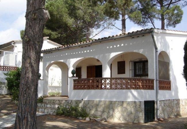 Ferienhaus in L'Escala - LES PLANES