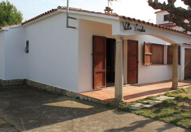 Huis in Escala - EMILIA