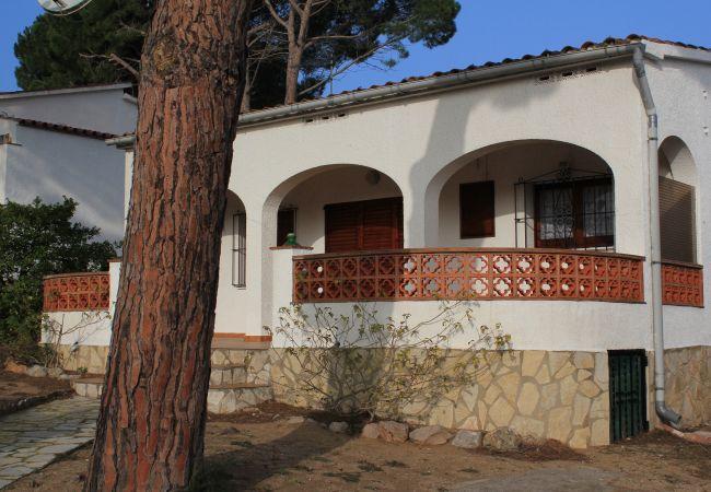 Huis in Escala - LES PLANES