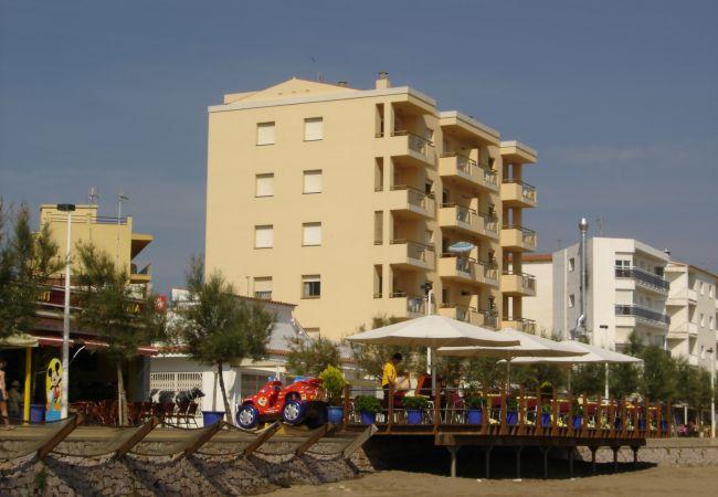 Apartment in L'Escala - PLATJA MAR 23