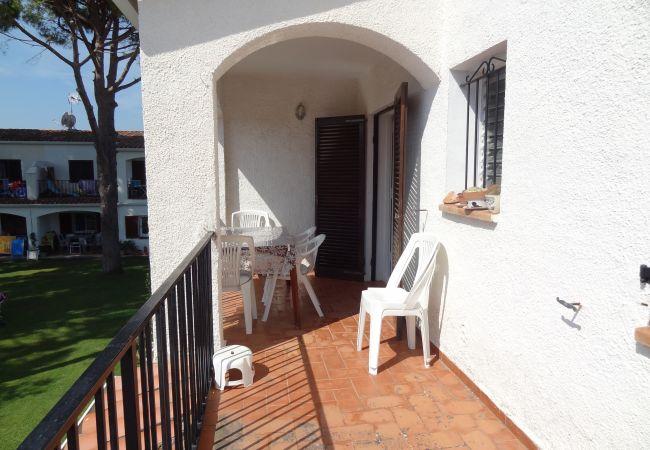 Apartment in L'Escala - LA GINESTA