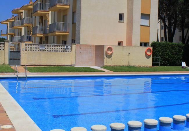 Apartamento en L'Escala - VISTAMAR 3B
