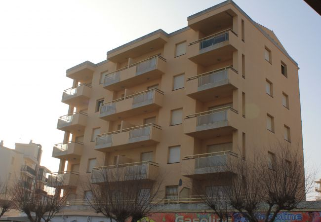 Apartament en L´Escala - PLATJA MAR 52