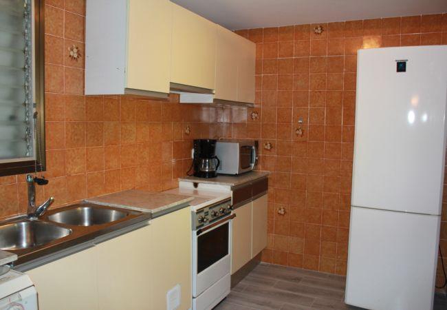 Apartament en L´Escala - BLANC CANIGÓ 2B