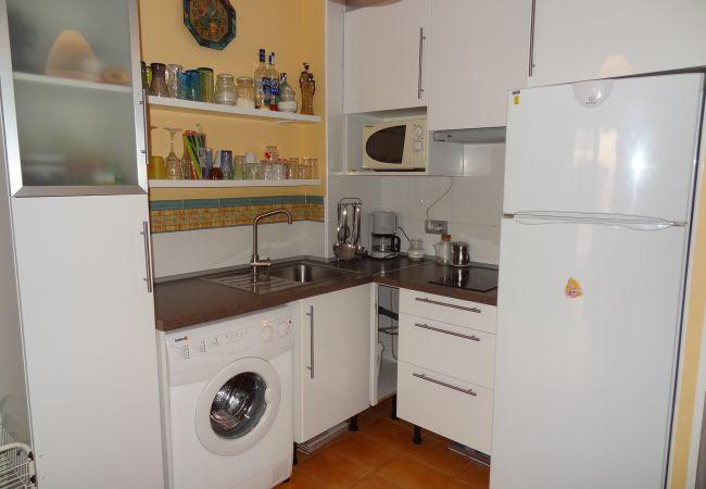 Apartament en Escala - P10414